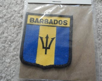 Barbados     Patch