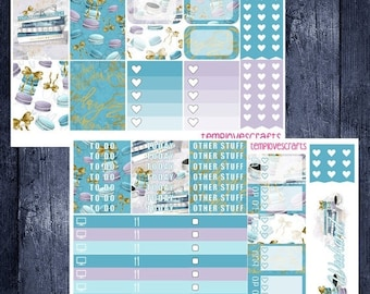 Weekend Morning Kit for Erin Condren Life Planner