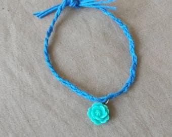 Braided Child's Bracelet