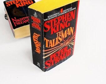 The Talisman: Stephen King Peter Straub (1985, Berkley) Vintage Horror Paperback