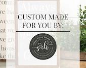 Custom made for - LAURJ30