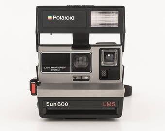 POLAROID CAMERAS - 600