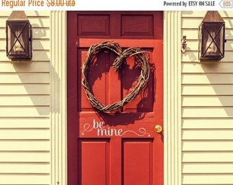 CLEARANCE SALE Valentines Day Decor - Custom - Valentines - Door Decal