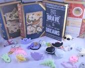 Small mystery box - Kawaii, Cute, Lolita Fashion, Decora, Creepy Cute, Pastel Goth, Fairy Kei, Plus Size, Clothing, Ring, Bracelet, Necklace