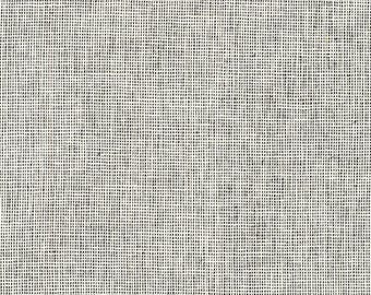 """Essex Yarn Dyed Homespun Fabric """"Charcoal"""" from House of Linen by Robert Kaufman. Gray Grey. 55/45% Linen/Cotton. E114-1071 - By the Yard"""