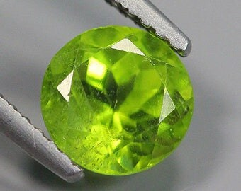 1.83 Ct Natural Pakistan Greenish Yellow PERIDOT