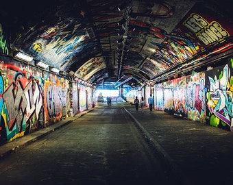 London Photography, graffiti photography, urban landscape, urban photography, urban art, city photography, street photography, London Decor