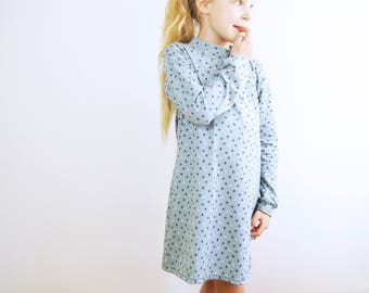 nightdress organic cotton,girls nightdress,kids nightdress,organic kids nightwear,organic nightdress,girls nightdress,flowers,night gown