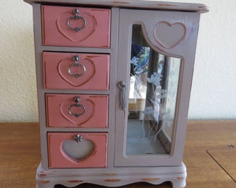 Annie sloan coco etsy for Chalk paint comparable to annie sloan