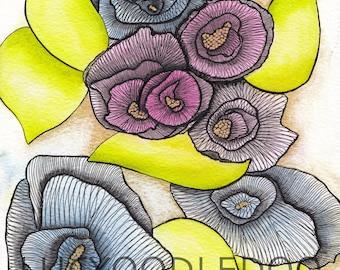 Floral Watercolour - Prints