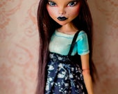 RESERVED!!! OOAK Custom Nefera de Nile (Monster high doll)