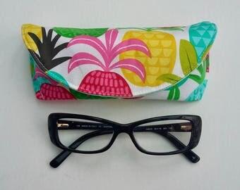 NEW Pineapple Glasses Case