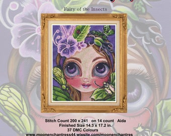 Fairy of the insects PDF chart only