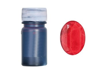 Resin red colorant