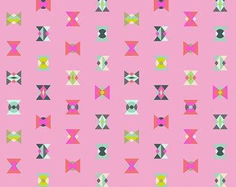 SPIRIT ANIMALS  by Tula Pink for Free Spirit Arrowheads Starlet