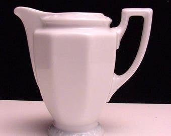 vintage Rosenthal porcelain creamer, Maria Weiss (Maria White)