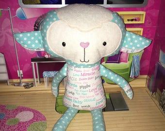 Lamb Stuffie