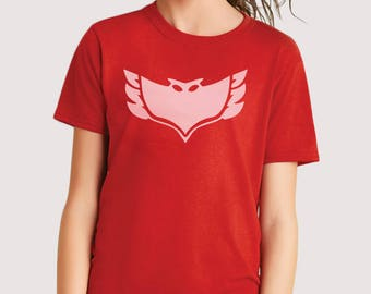 Amaya/Owlette T-shirt (kids and adult sizes)
