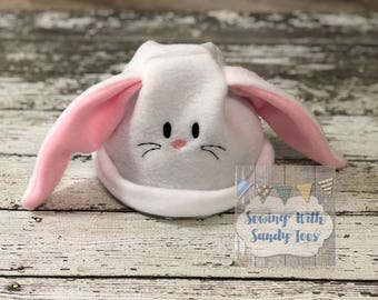 Baby Bunny Hat Bunny Hat Easter Bunny Hat Newborn Bunny Hat Newborn Photo Shoot Easter Hat Baby Hat Photo Prop Bunny Ears First Easter