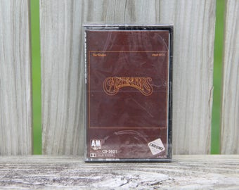 Carptenters The Singles 1969-1973 Vintage Cassette (sealed)