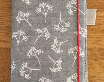 A5 notebookcover, fits hobonichi a5 journal, fits leuchtturm 1917, bullet journal cover, book cover,