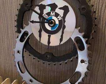 BMW motorcycle parts clock