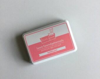 "Lawn Fawndamentals Premium Dye Ink Pad LF1084 ""Bubblegum"" Brand New, Unopened"