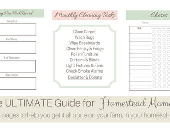 The ULTIMATE Guide for Homestead Mamas