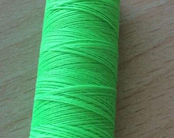 Neon green 3853 effect thread