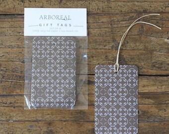 Brown Gift Tags (original retail 6.50)