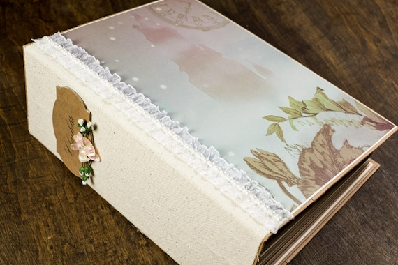Like this item Premade Scrapbook Wedding Scrapbook Album Fairytale Album. Premade Wedding Scrapbook. Home Design Ideas