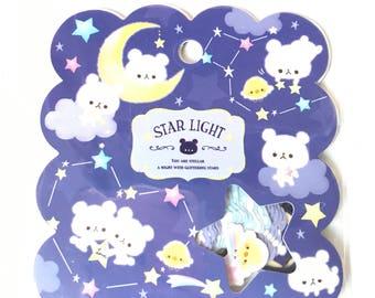 Q-Lia *Star Light* Sticker Sack
