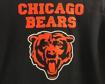 Chicago Bears NFL Football T-shirt Ditka