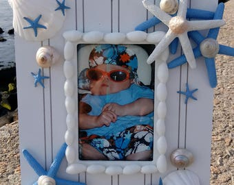 Beach Decor - Nautical Frame (SF007)