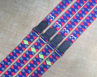 UHJA Zone 3 Children's and Adult Jumper Team Double Square Loop Belt