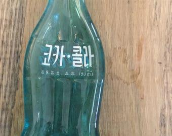6 oz Vintage Coke Bottle Spoon Rest