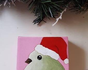 Santa Bird Mellie