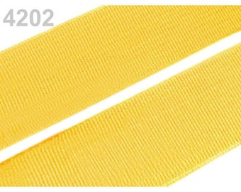 2 Sunshine yellow 4202 cm elastic band
