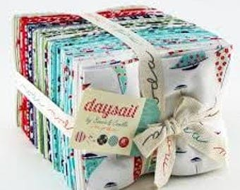 Daysail by Bonnie and Camille Fat Quarter Bundle. *FREE SHIPPING