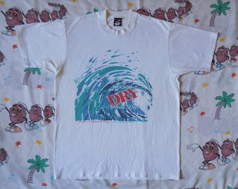 Vintage 80's Molson Special Dry beer T shirt, size Large novelty promo Drinking