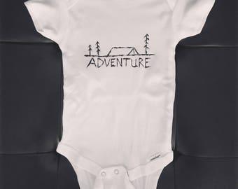 Adventure Onesie