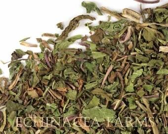DANDELION LEAF - 1 oz. - Dried Cut and Sifted Organic Tea Herb Herbal Wiccan Soap