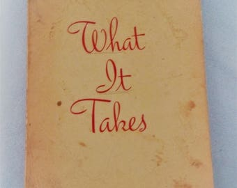 What It Takes Clement Wood 1934 A Study in Success