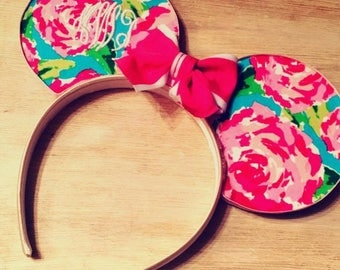 Personalized Mickey Ears