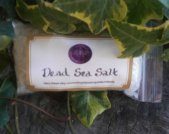 Dead Sea Salt - Sea Salt - Salt - Salt From Dead Sea - Protection