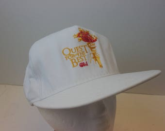 Quest for the Best snapback hat cap