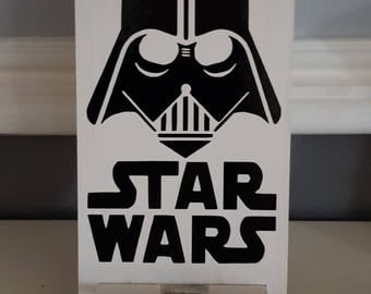 Cell phone stand - mobile phone stand -  star wars - gift for him - gift for teen - christmas