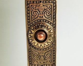 Doorbell Button Tile Door Bell Plate Cover Custom Color