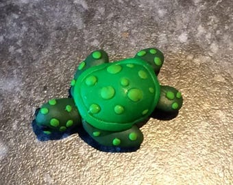 PENDANT TURTLE IN ITS BOWL