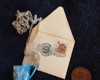 Porcelain Fairy Mugs on chains